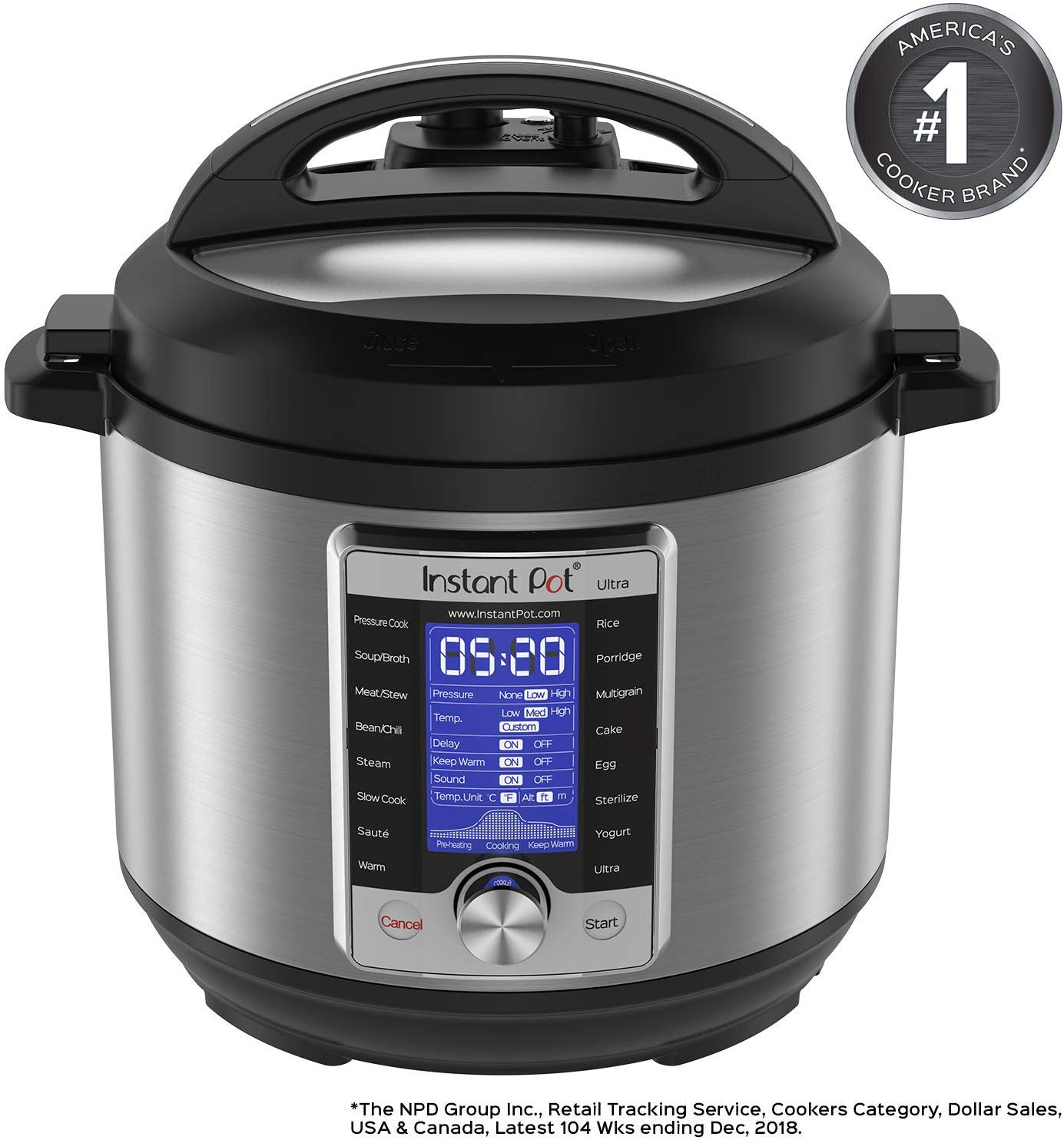 Instant Pot 6qt 10-in-1