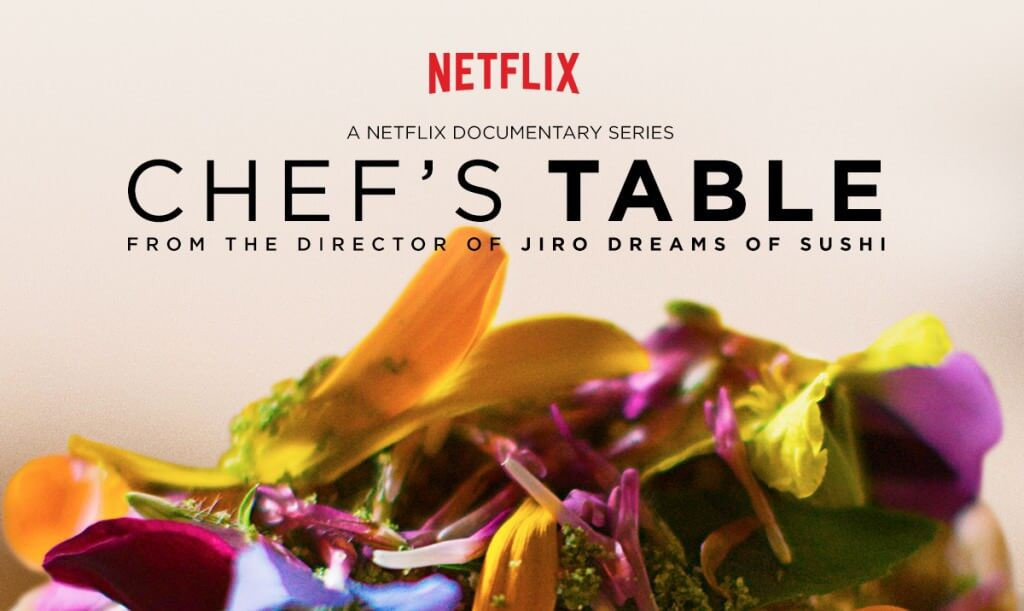 Netflix's CHEF'S TABLE wallpaper