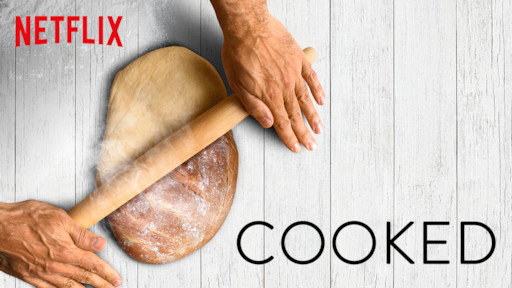 Netflix's COOKED wallpaper